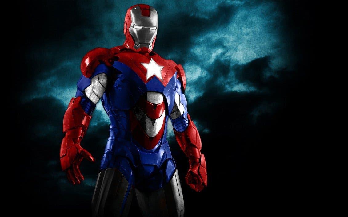 Primera Imagen de Iron Patriot en Comic-Con 2012