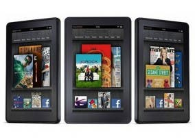 Kindle Fire, la tablet de Amazon
