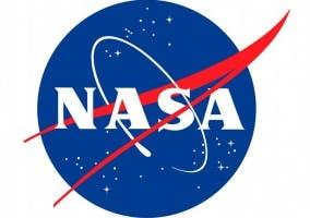 Logo de la agencia espacial estadounidense NASA