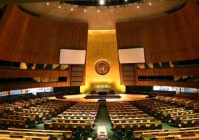 Congreso General de la ONU en Nueva York