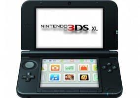 Fotografía de la Nintendo 3DS XL
