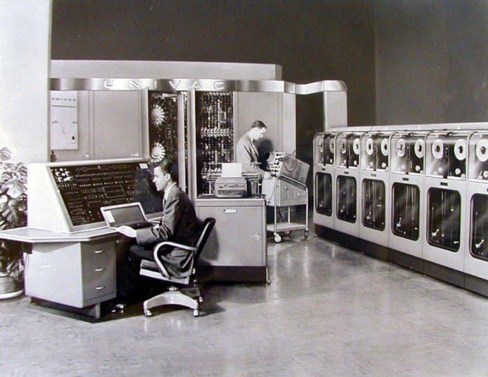 Antigua Sala De Computación