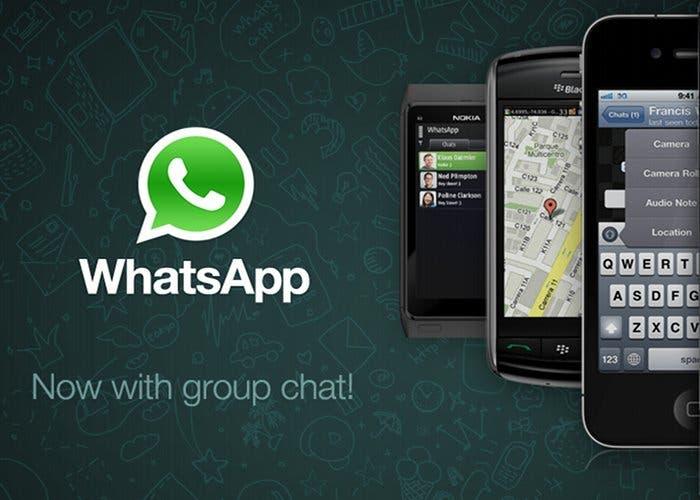 Distintas versiones del WhatsApp