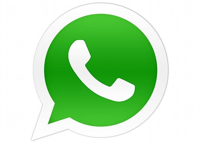 Logo de la aplicación WhatsApp