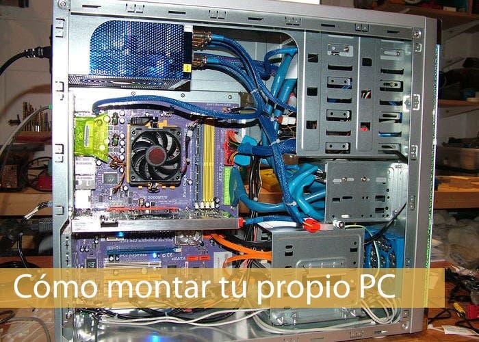 Cómo montar tu propio PC | La placa madre, el esqueleto del equipo