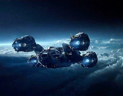 Imagen película Prometheus