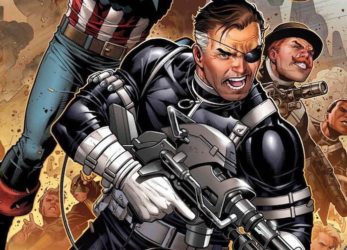 Joss Whedon adaptará S.H.I.E.L.D. a la televisión