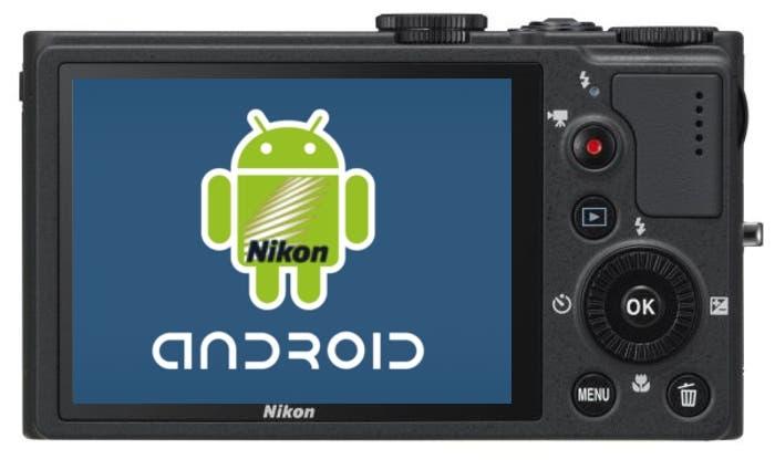 ¿Una cámara de fotos con Android? Próximamente de la mano de Nikon