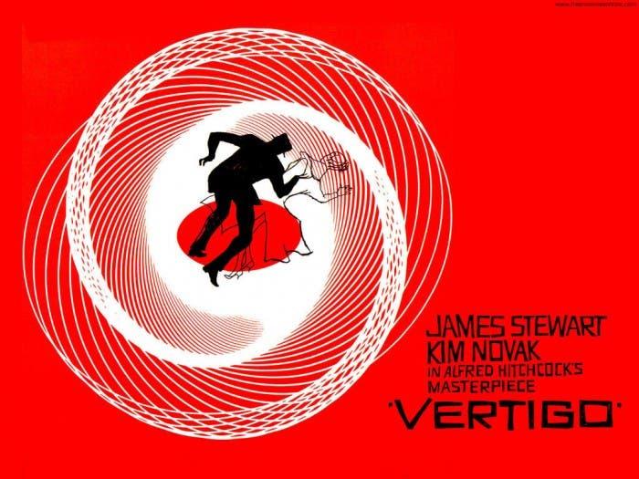 Vértigo desbanca a Ciudadano Kane como mejor película de la historia