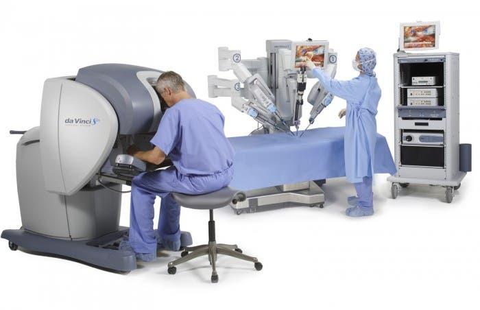 Robot de operaciones quirúrgicas