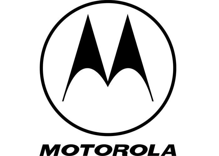 Logo del fabricante de móviles Motorola