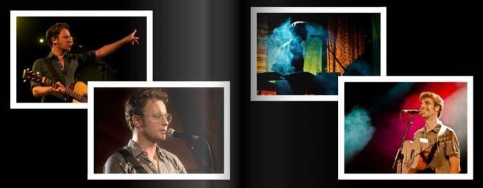 Nero Kwik Media composición de las imágenes