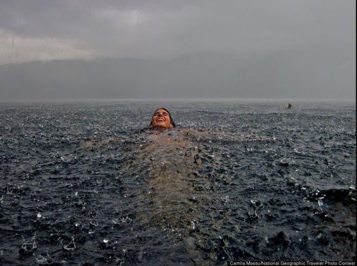 Camila Massu, Swimming in the Rain