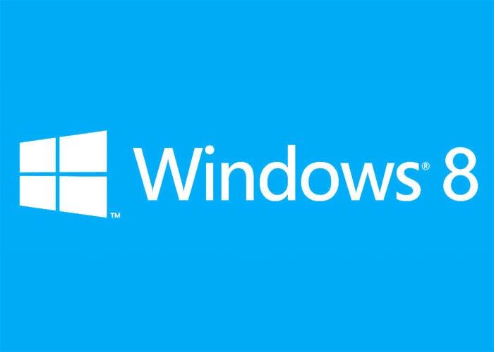 Logo del sistema operativo Windows 8