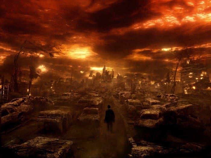 Profecía maya catástrofe