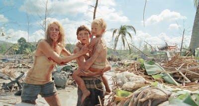 Devastación tsunami