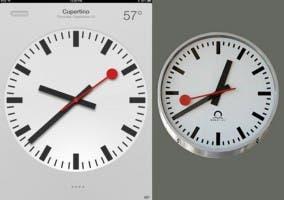 Relojes SBB - iPad