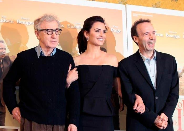 Tres pilares del nuevo film del neoyorquino