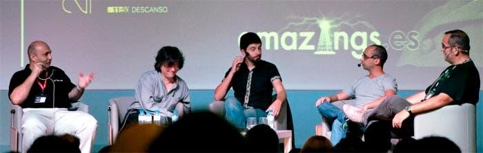 Amazings Bilbao: mesa sobre Internet