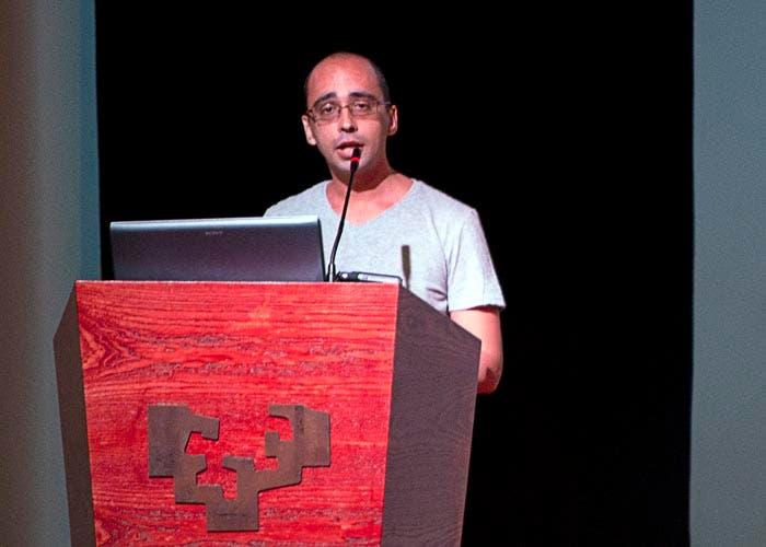 Amazings Bilbao: David Bravo lee una carta al Ministro de Cultura sobre la Ley Sinde
