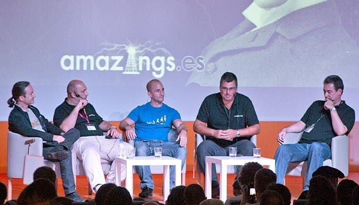 Amazings Bilbao, mesa sobre astrobiología