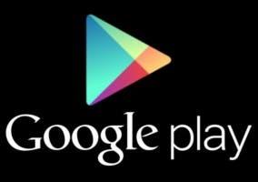 Logotipo de la tienda de aplicaciones Google Play