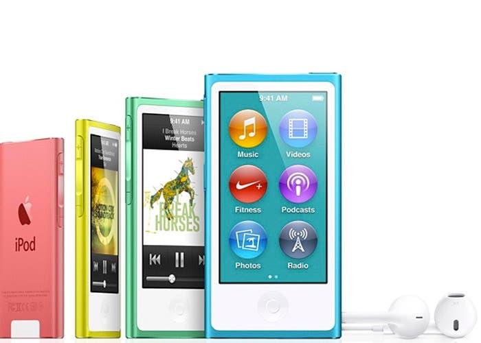 La séptima generación del iPod Nano