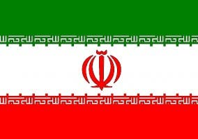 Imagen que muestra la bandera de Irán