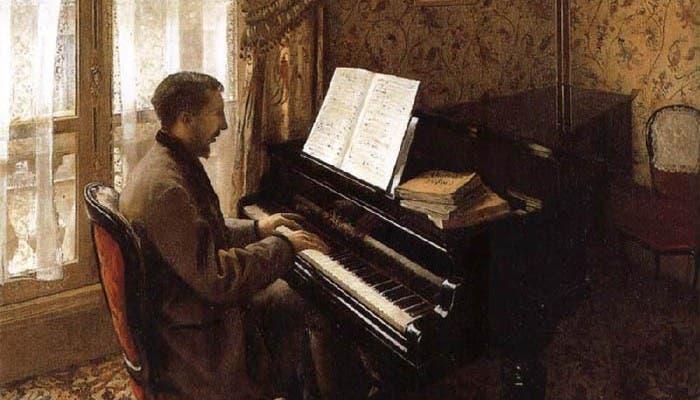 El cuadro de Gustave Caillebotte que ilustra el libro