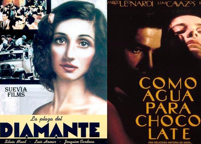 Ambas historias en cine