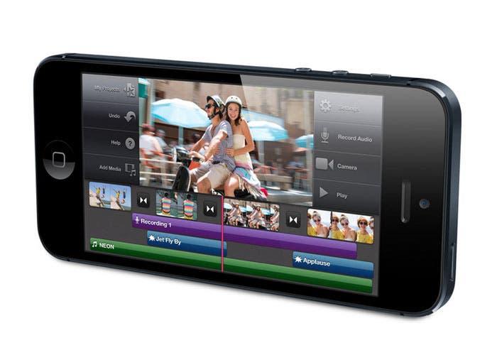 Imagen oficial del nuevo iPhone 5