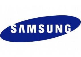 Logo del fabricante coreano Samsung