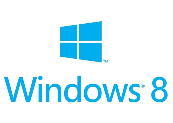 Logotipo de Windows 8 de Microsoft
