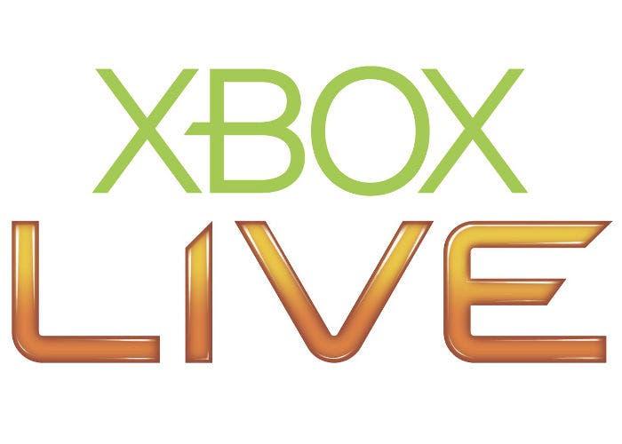 Logo del servicio online Xbox Live