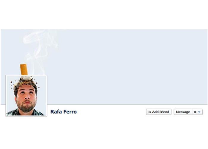 Portada de facebook de Rafa Ferro