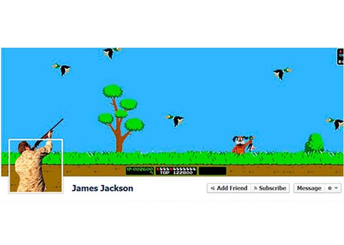 Portada de facebook de James Jackson