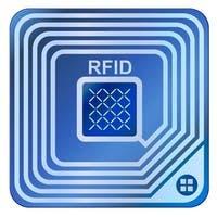 Antena usada en la comunicación NFC