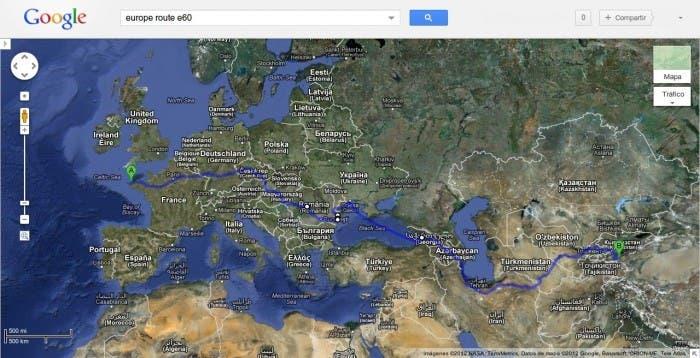 European Route E60