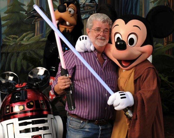 Mickey Mouse Lucasfilm