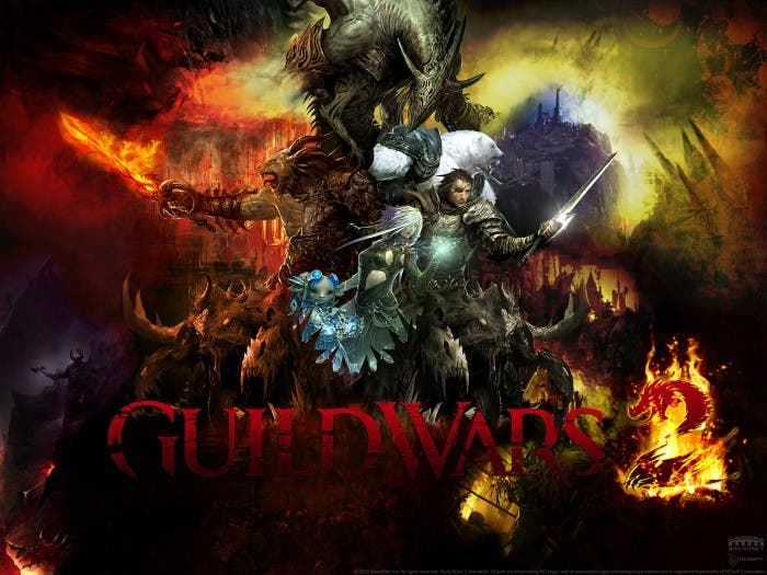 Guild Wars 2 Portada