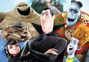 Personajes de la película Hotel Transylvania