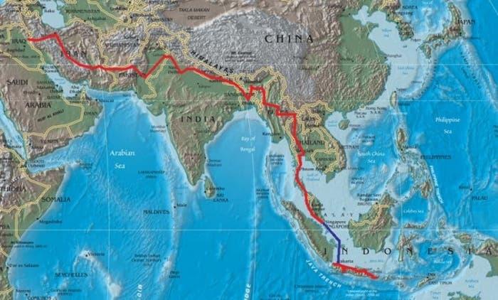 Asian Highway AH2