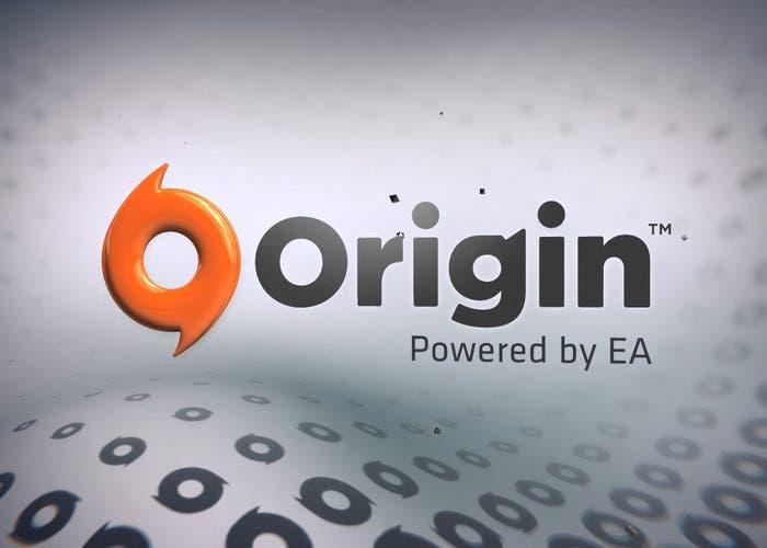 Logotipo de Origin