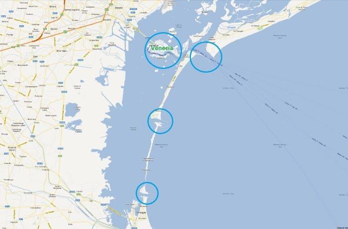 Proyecto Moises en Google Maps