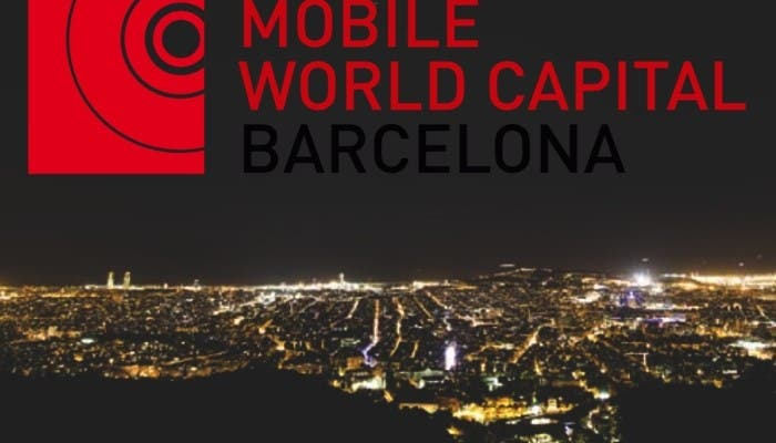 Logo de la Mobile World Capital Barcelona