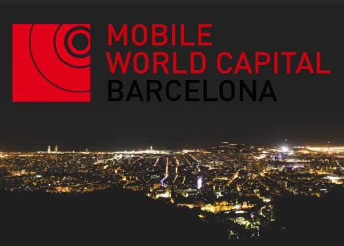 Logo de la Mobile World Capital Barcelona