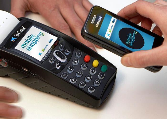 Telefónica, Visa y la Caixa se alían en el proyecto de pago móvil en Sitges