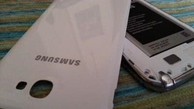 Samsung Galaxy Note II por dentro