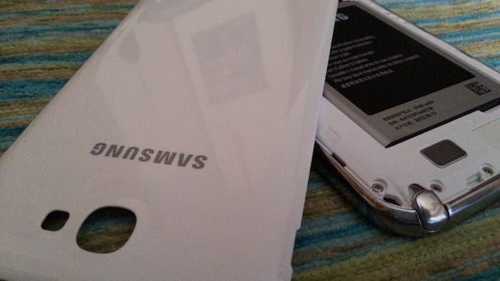 Samsung Galaxy Note II por dentro