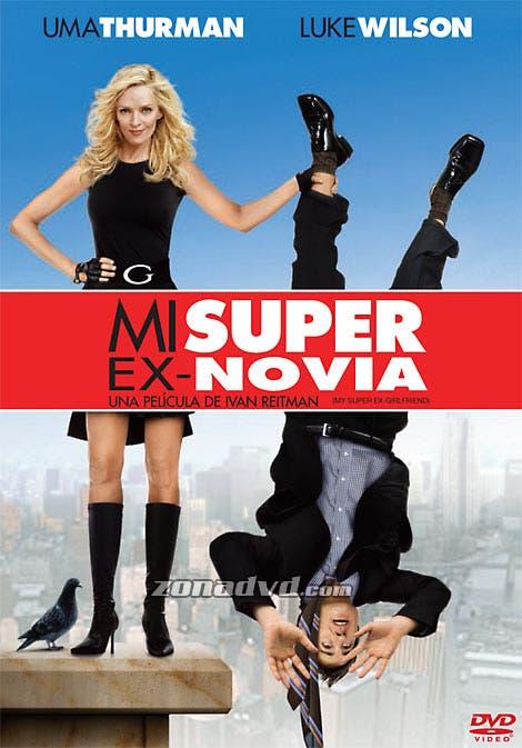 Uma Thurman y Luke Wilson protagonizan Mi super ex novia